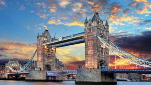 Vuelos Santander Londres