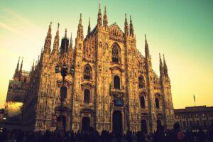 Vuelos Madrid Milán