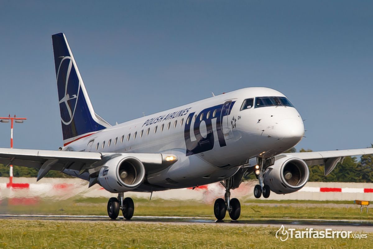 lot polish airlines equipaje de mano