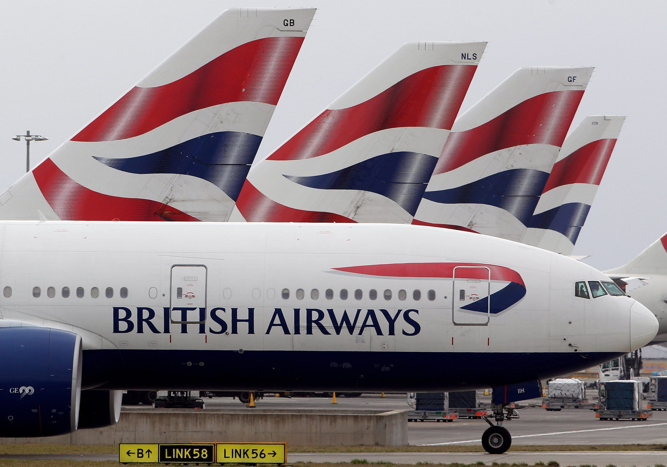 british airways equipaje de mano