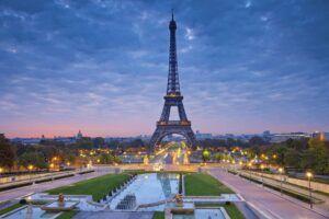 mejor epoca para viajar a paris