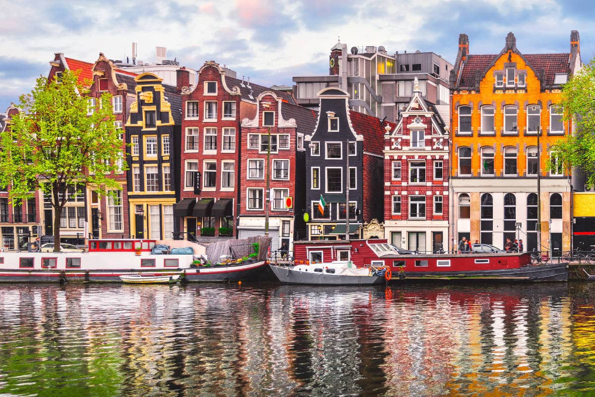 comer barato en amsterdam