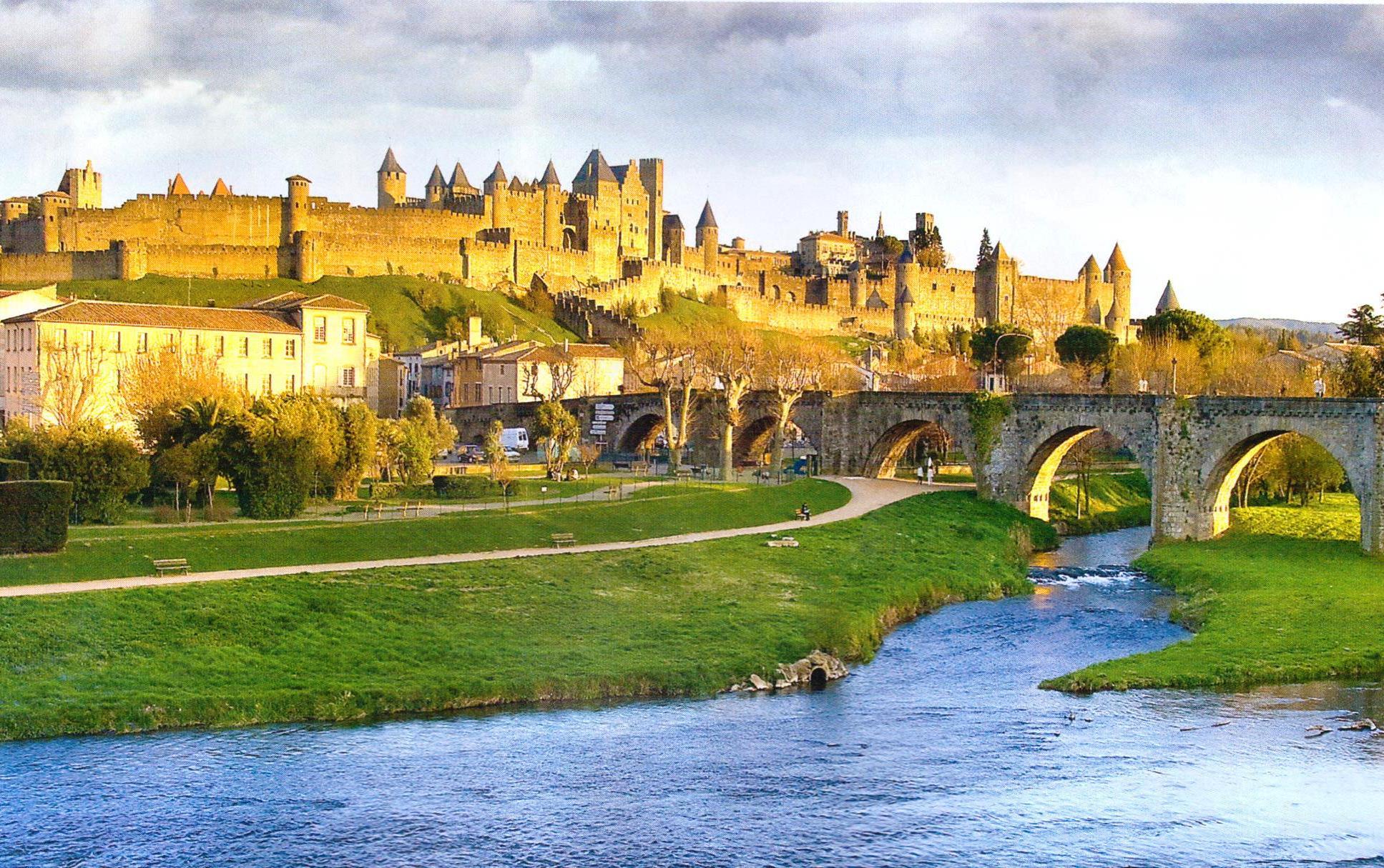 comer barato en carcassonne