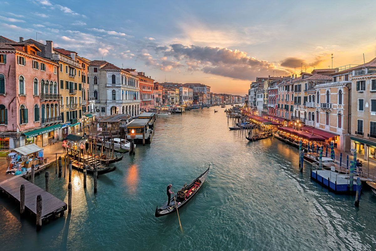 comer barato en venecia