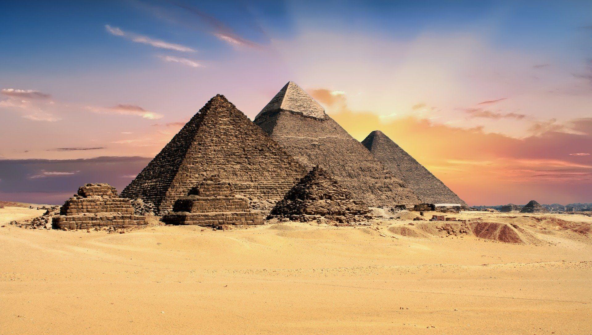 donde esta egipto