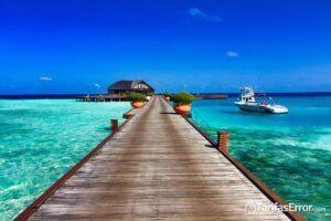 donde están las islas maldivas