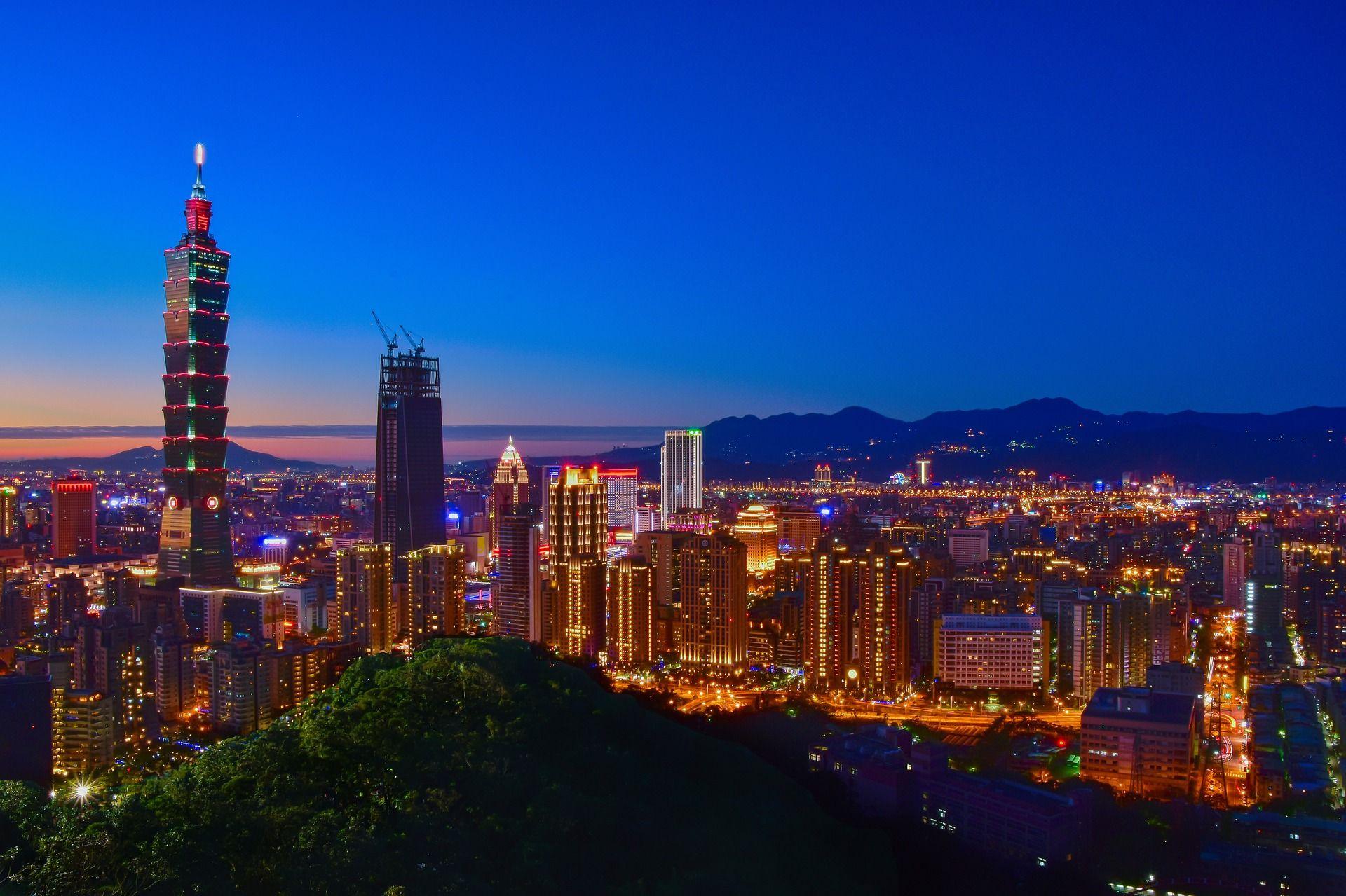 mejor época para viajar a taiwan