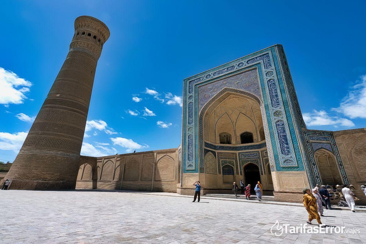 mejor epoca para viajar a uzbekistan