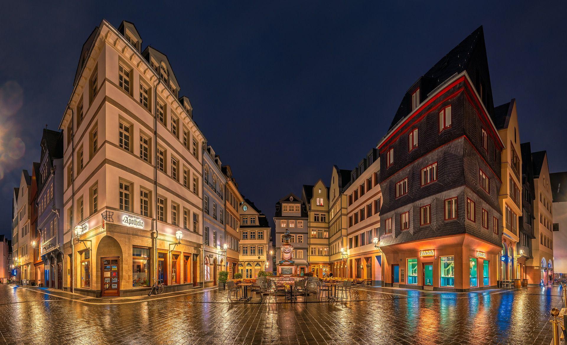 free tour frankfurt