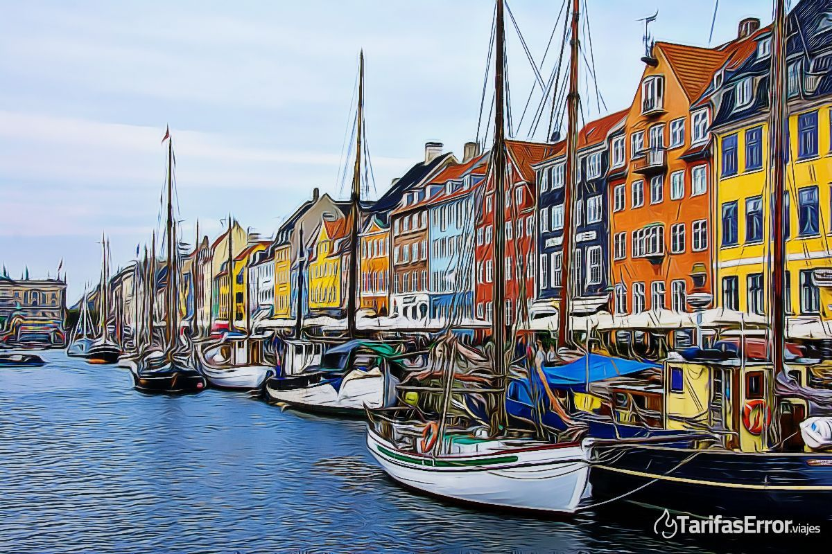 free tour copenhague