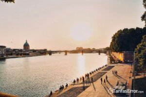 free tour toulouse