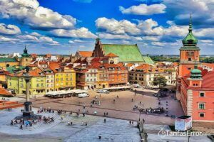 free tour varsovia
