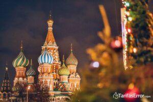 3 paradas históricas que tienes que hacer en Moscú