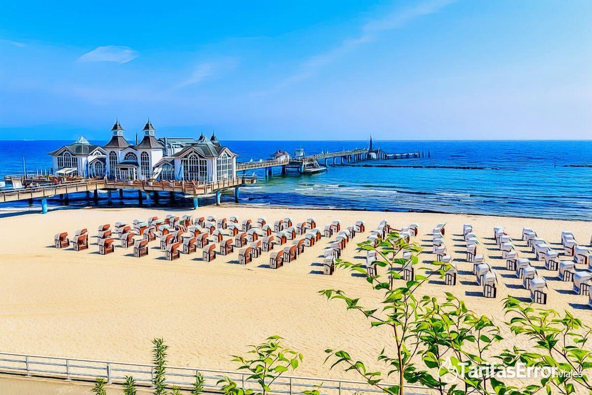 Las mejores playas alemanas para liberar el estrés