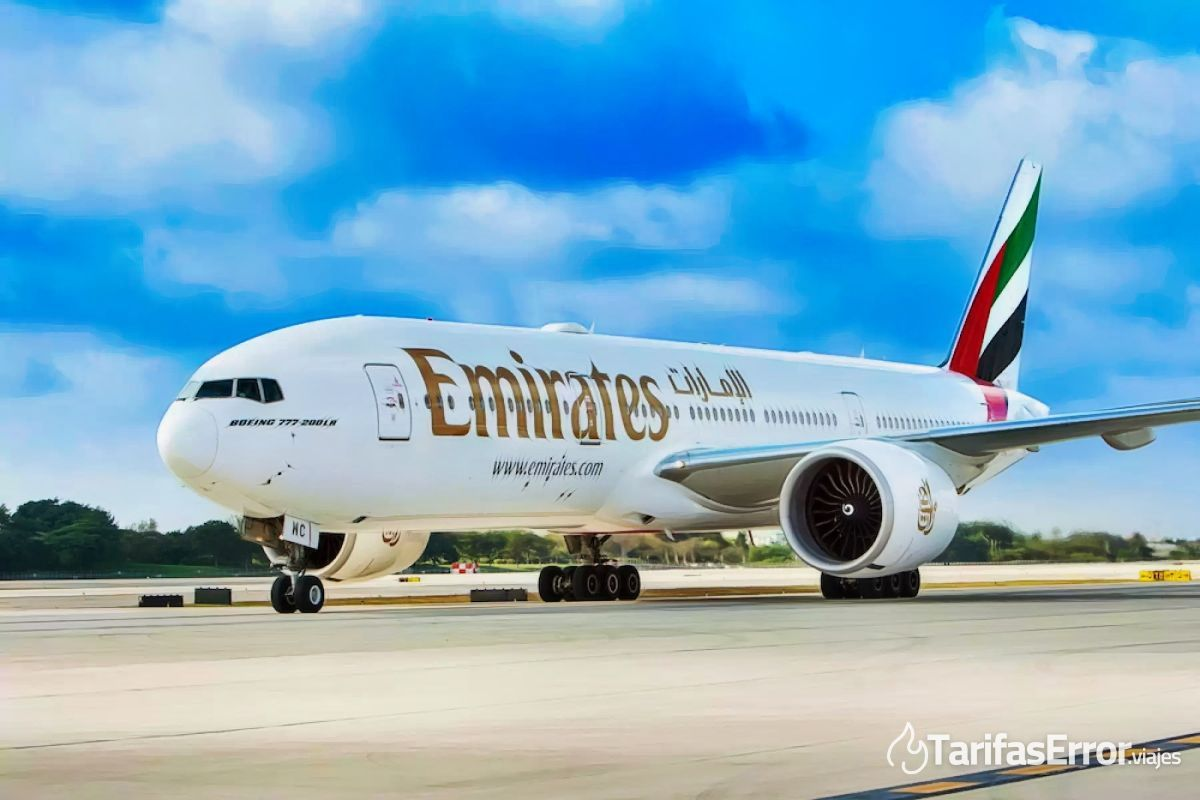 emirates equipaje de mano