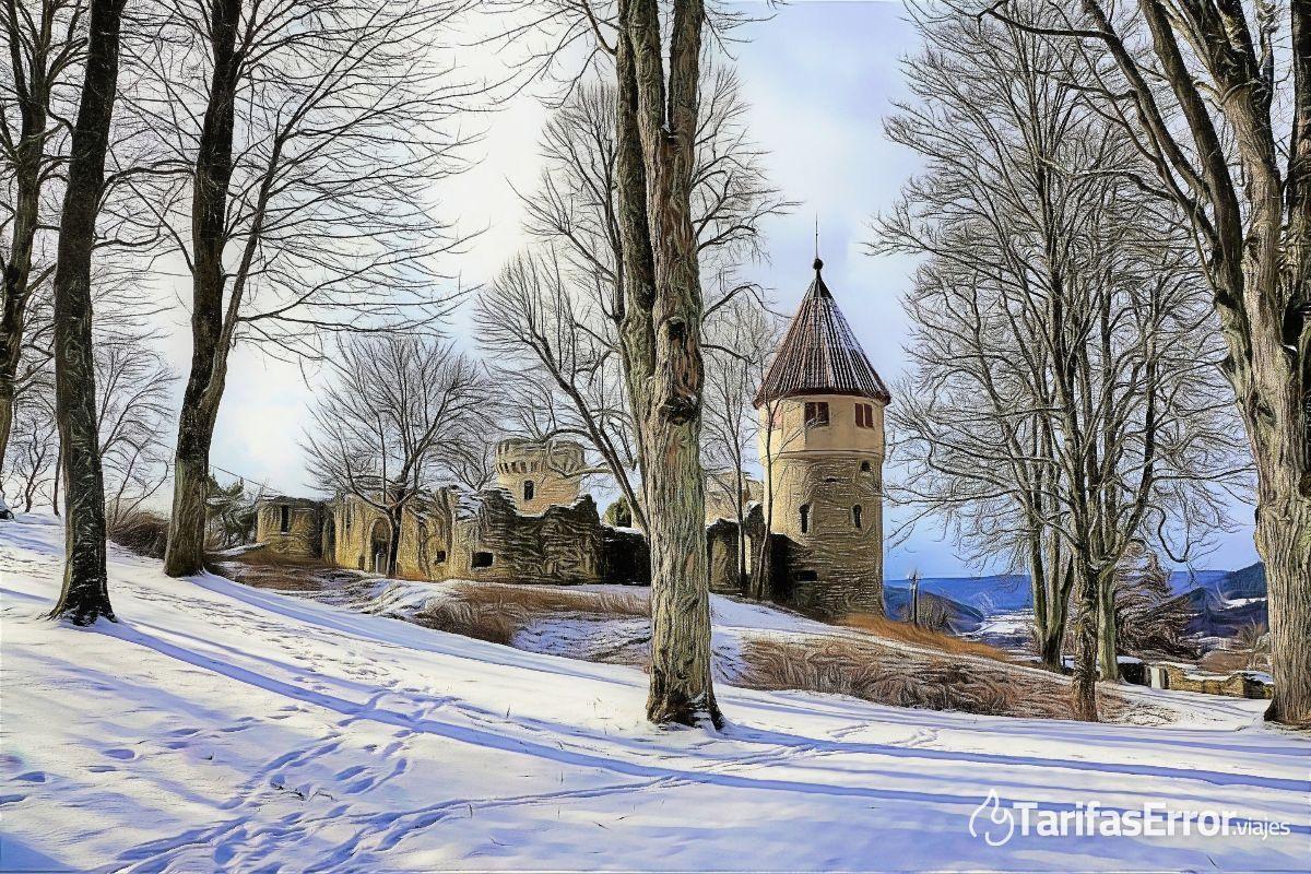 invierno alemania