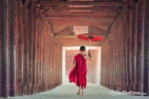 mejor época para viajar a myanmar