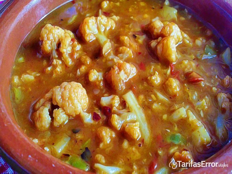 Ajoharina de Jaén (comida típica de la zona)
