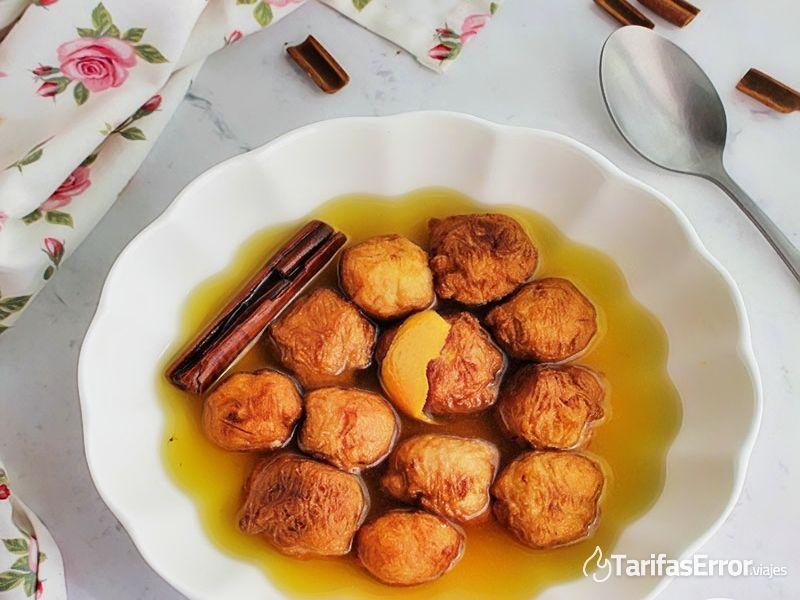 Panetes de la Sierra de Segura (comida típica de Jáen)