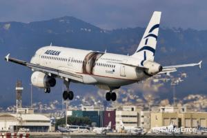 atención al cliente aegean airlines