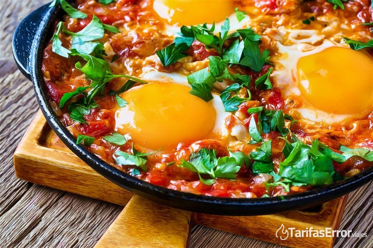 comida típica de túnez