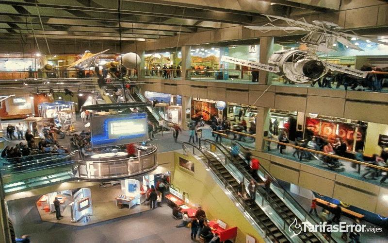 Museo de la Ciencia de Boston
