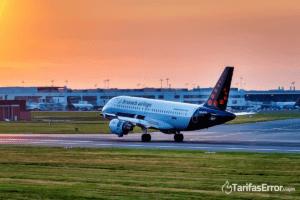 atención al cliente brussels airlines