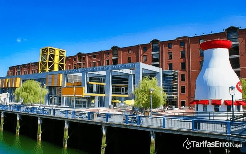 Museo de los niños de Boston