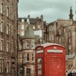 Vuelos flexibles a Edimburgo por solo 10€ el trayecto (20€ ida y vuelta)