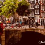 Vuelos directos y flexibles a Ámsterdam por solo 10€ el trayecto