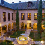 Fin de semana en Hotel Parador 4* (antiguo monasterio agustino del siglo XVII) cerca de Madrid por 21€ p.p./noche con cancelación gratuita