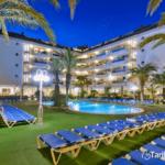 ¡ALUCINANTE! Fin de semana de verano en la Costa del Maresme: Hotel & Spa 4* en la playa por 28€ p.p./noche