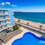 ¡LOCURA! Verano en la Costa Dorada: Hotel 4* por 17€ p.p./noche en primera línea de playa